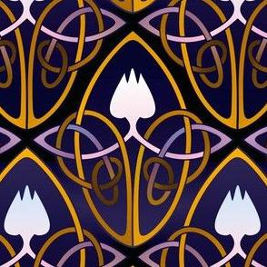 Lotus knot