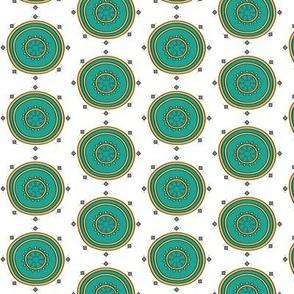 Moraccan Circles #1