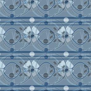 Limestone Graphics Style Horizontal Stripe