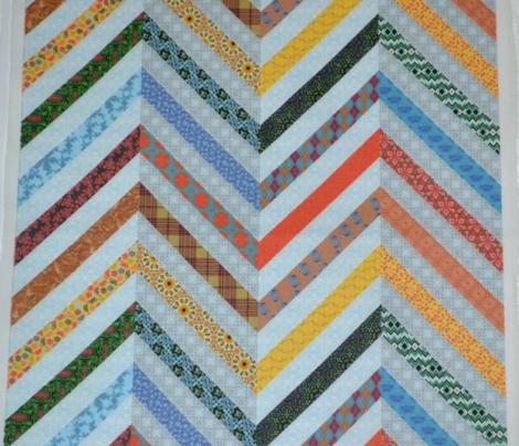 Herringbone Zigzag 2