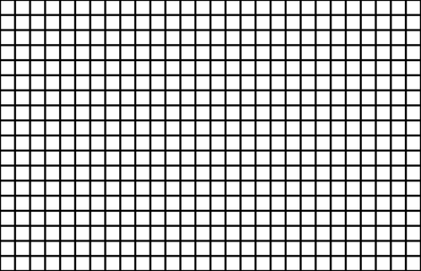 Grid Black on White fabric by sylviaoh on Spoonflower - custom fabric