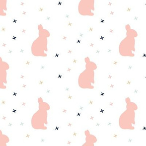 Bunnies // White