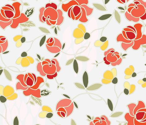 teatime fabric by megancarroll on Spoonflower - custom fabric