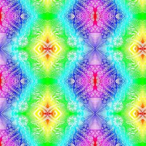 Rainbow Tangles