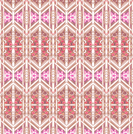Great Grate Stripe fabric by edsel2084 on Spoonflower - custom fabric