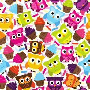 Sprinkle Owls