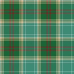 Michigan tartan - forest