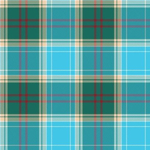 Michigan tartan - great lakes