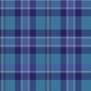 St. Andrews' Highland Games plaid I