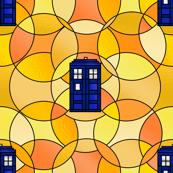 Police Box  in Glass