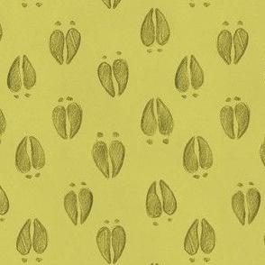 Deer Tracks Celery