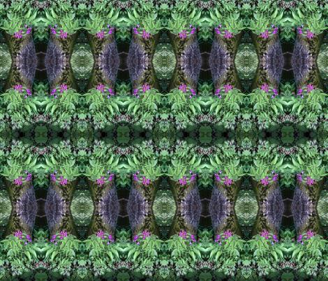 spring vetch fabric by vinkeli on Spoonflower - custom fabric