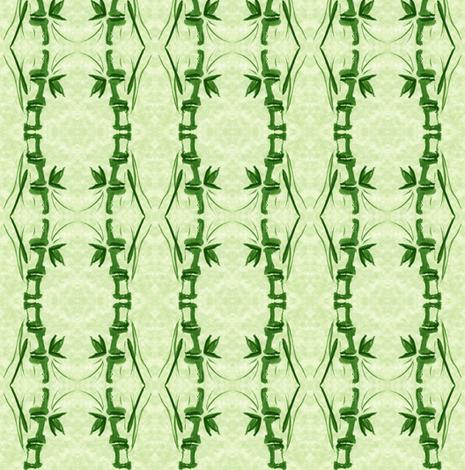 Sumi-e Bamboo fabric by magicmamahandmade on Spoonflower - custom fabric