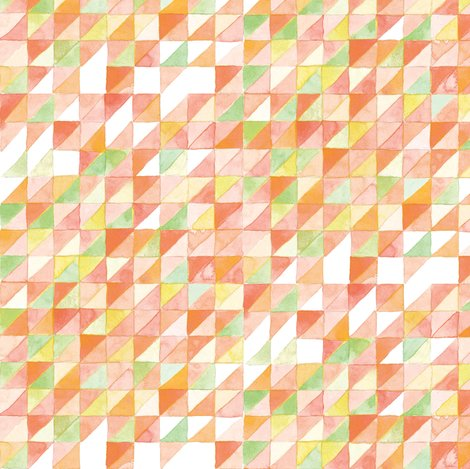Rrwatercolor_triangles_orange_green_shop_preview