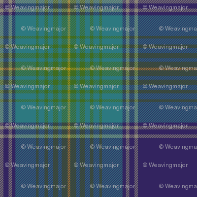 Earl of St. Andrews / St. Andrews District tartan