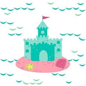 Ice Cream Castles - Summer Daydream - © PinkSodaPop 4ComputerHeaven.com