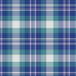 Earl of St. Andrews / St Andrews District dress tartan