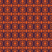 Metamorphosis Orange Navy