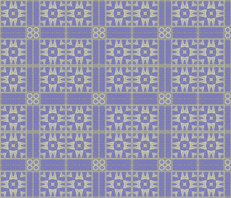 periwinkle-fabric-squares fabric by wren_leyland on Spoonflower - custom fabric