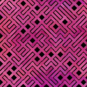 Maze Magenta