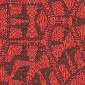 Red Bl Winter Wear