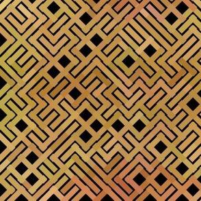 Maze Tan