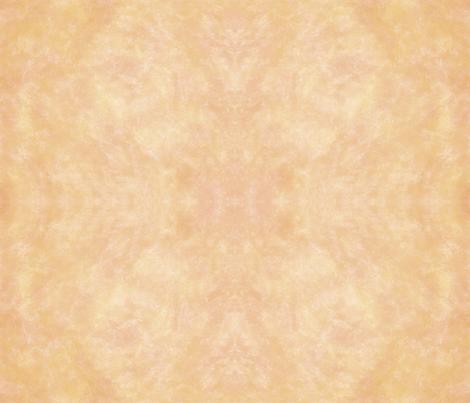 Watercolor Peach fabric by ann~marie on Spoonflower - custom fabric