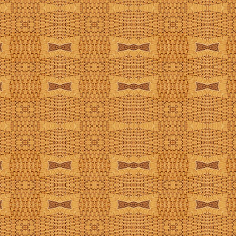 Basket Bows fabric by wren_leyland on Spoonflower - custom fabric