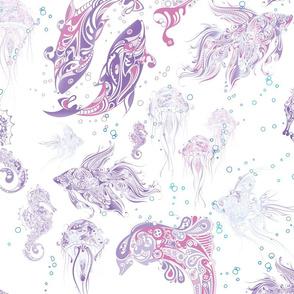 My-Fish-Pink-Purple-10inch