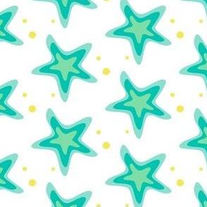 Ocean Starfish - Summer Daydream - © PinkSodaPop 4ComputerHeaven.com