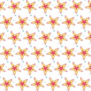 Citrus Starfish - Summer Daydream - © PinkSodaPop 4ComputerHeaven.com