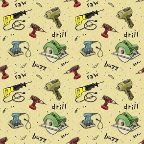 Drill Saw Buzz