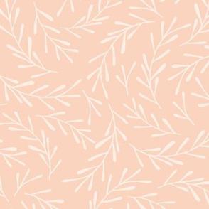 Peach Sprigs
