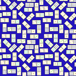 DominoTiles_Blue_Background