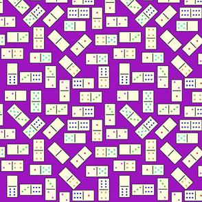 DominoTiles_Purple_Background