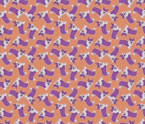 Corgi_fabric_-_1_color_-_lollipop_-_2_1_tangerine_shop_preview