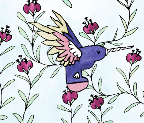 Drill Birds & Screw Flowers