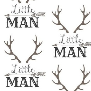 Little Man Arrow & Horns
