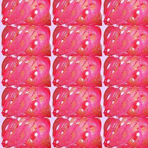 Pink taffy bricks