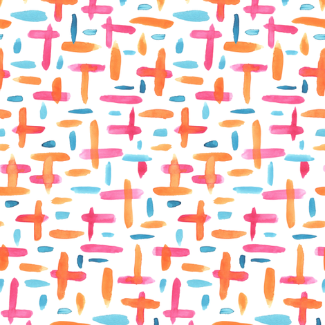 Math fabric by kikipetiford on Spoonflower - custom fabric