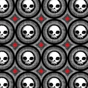 Geo Skulls - blood