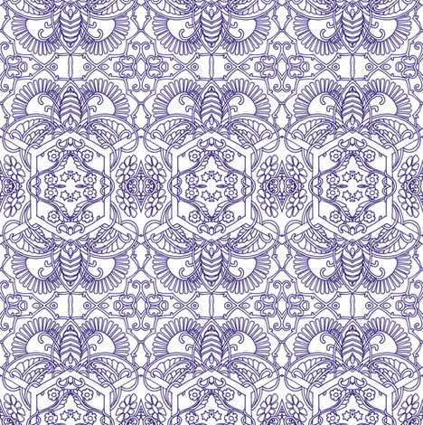 Simply Medieval fabric by edsel2084 on Spoonflower - custom fabric