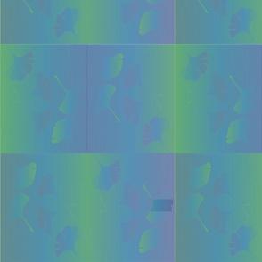 blue green ginkgo