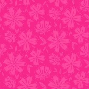 CHICORY - Pink Monochromatic