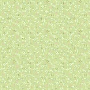 Bubbles - Light Green