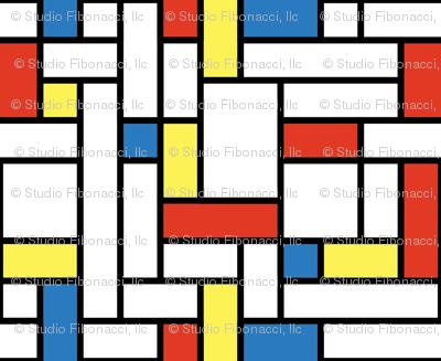 Mod - Mondrian Blocks