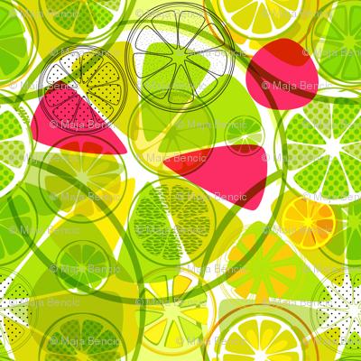 Taste of lemonade