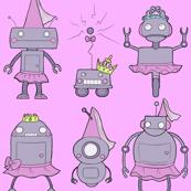 Princess Robots