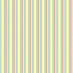 Rainbow Row Stripe