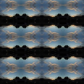 Reflections of Earth, Air, Fire and Water - Horizontal Stripe (Ref. 3274)